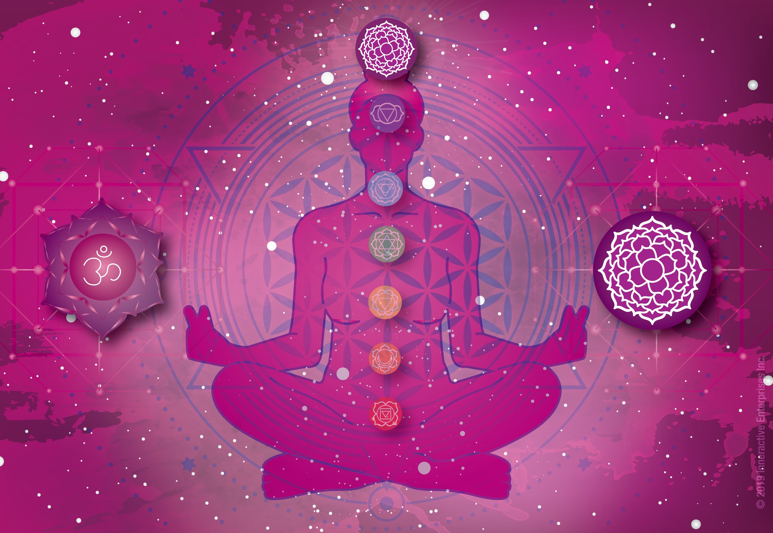A Guide to the Chakra System: Understanding the Crown Chakra