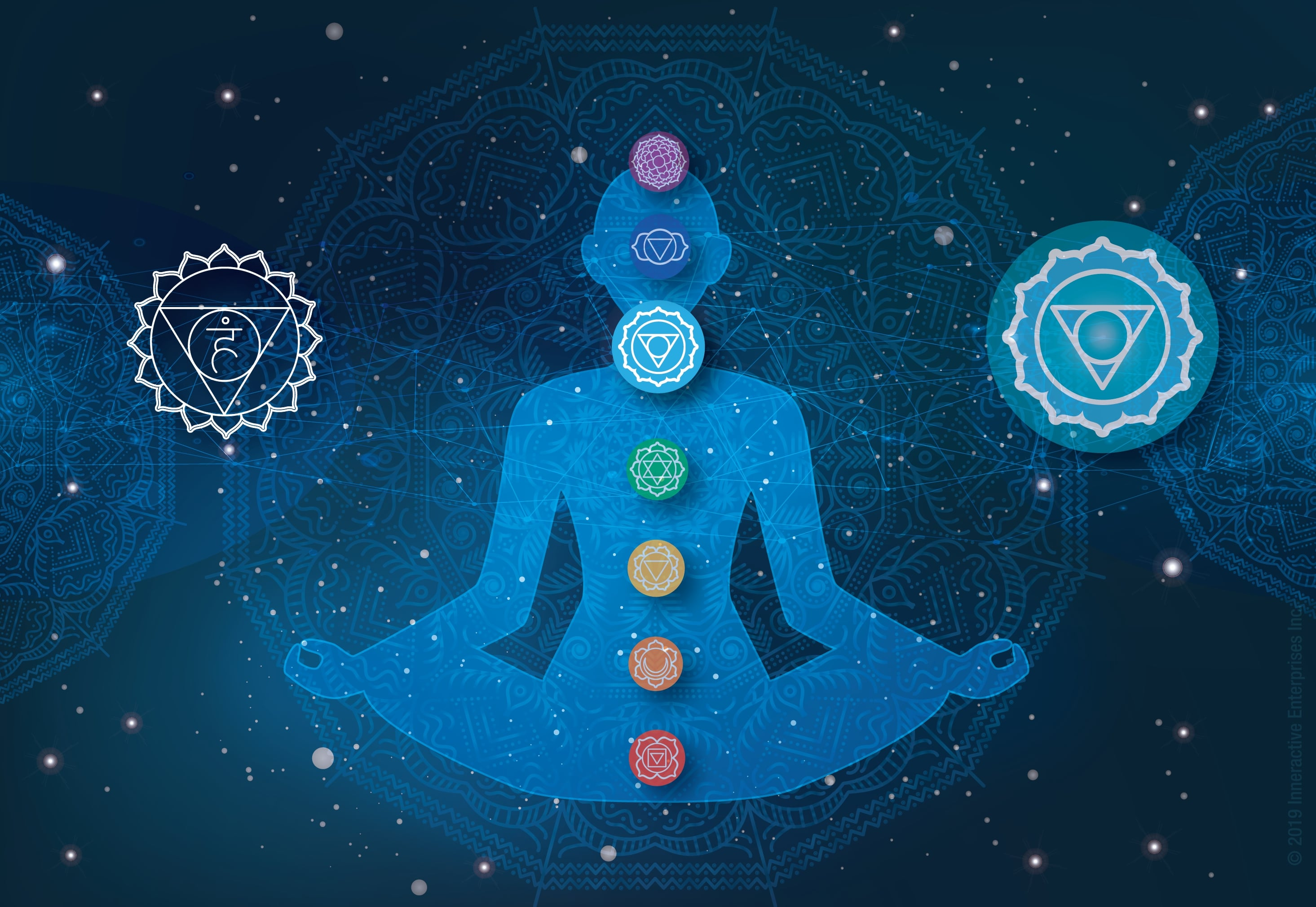 Chakra Throat Blue Aura Illustration Revised4-01