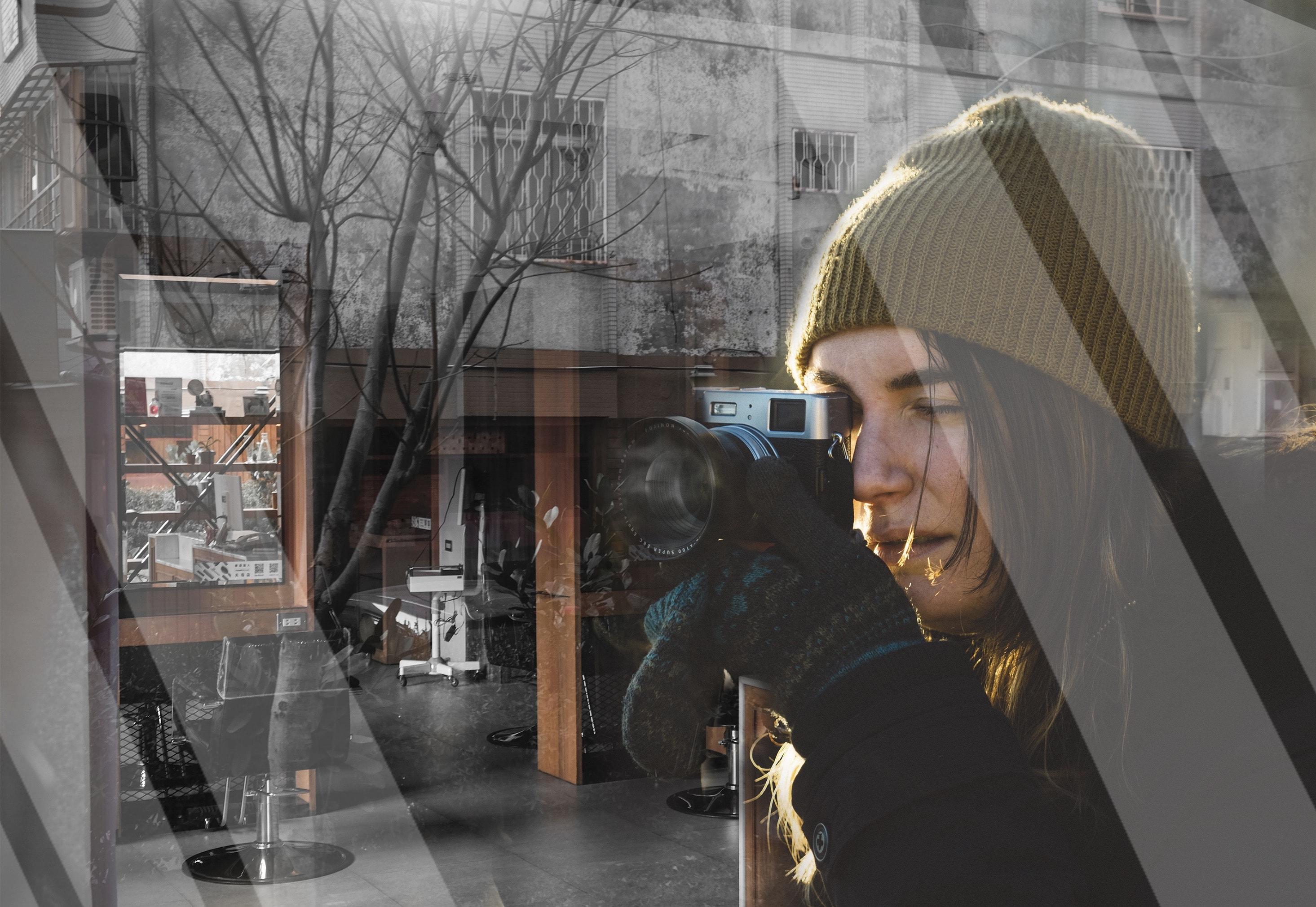 Aura photography business