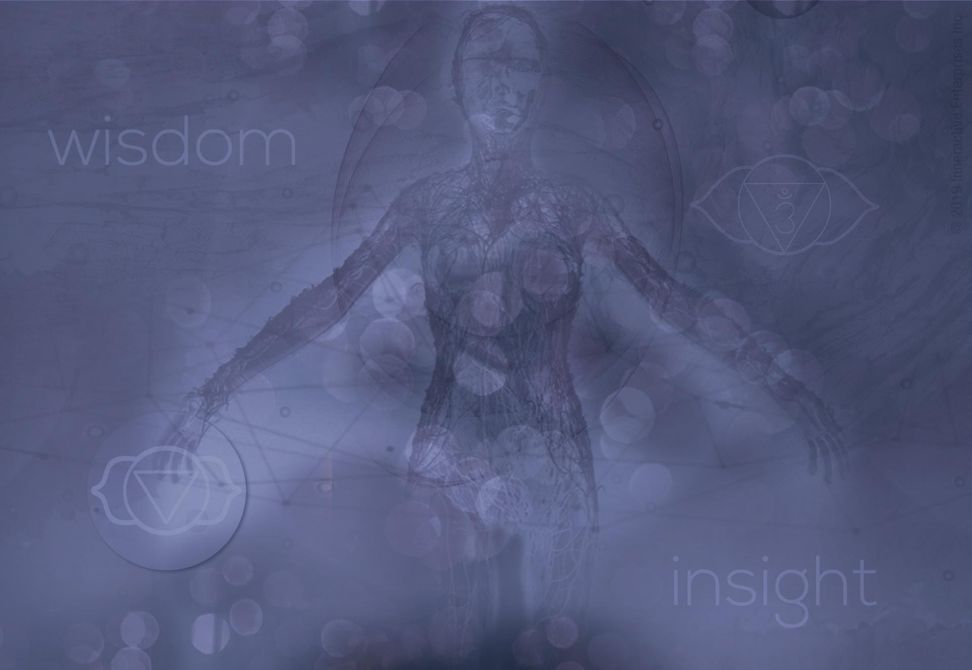 Indigo aura color meaning