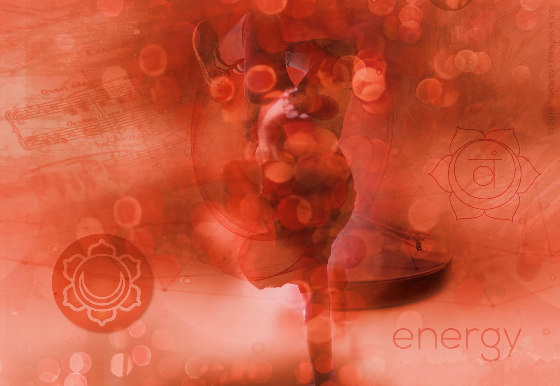 Orange aura meaning