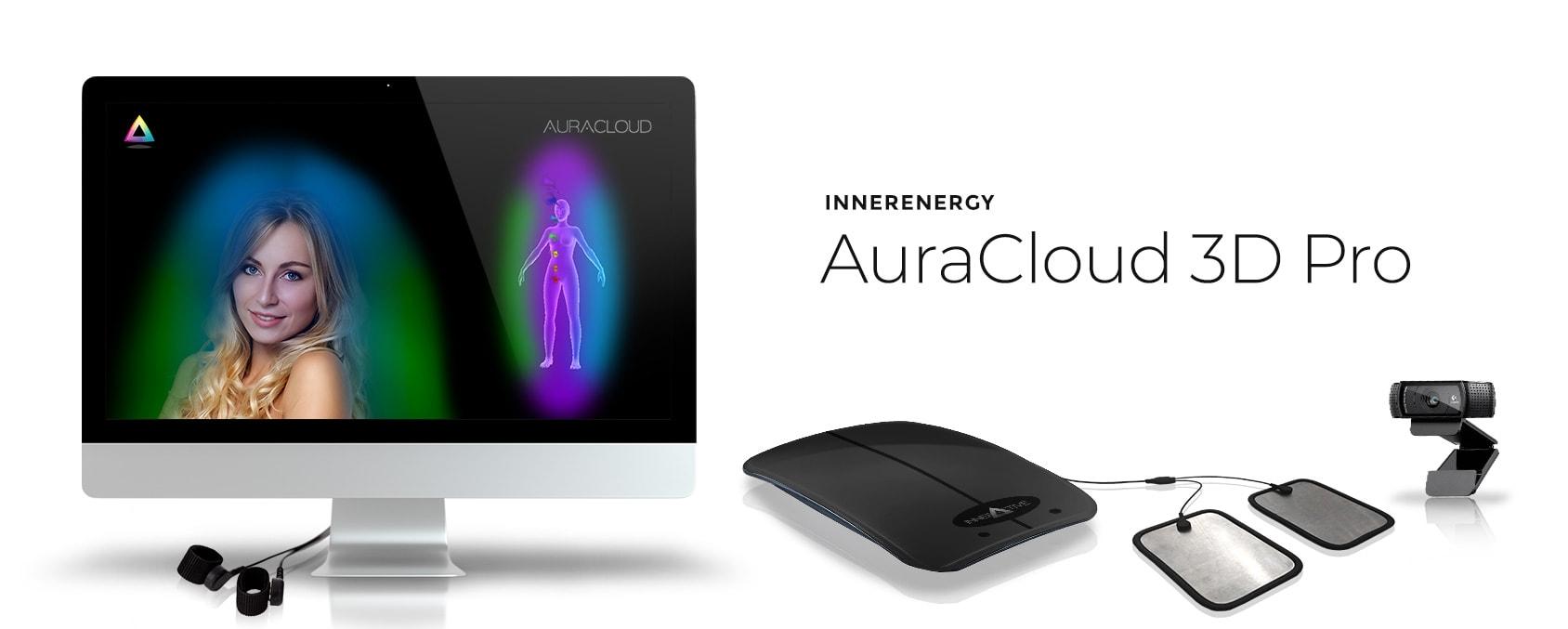 AuraCloud 3D Pro