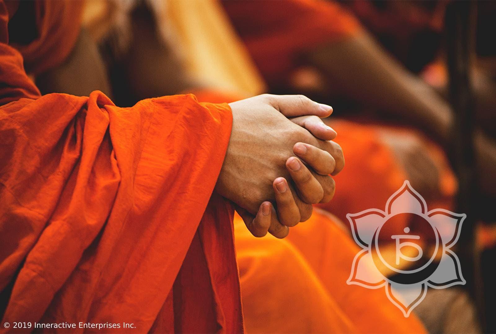 spiritual meaning of colors orange